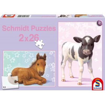 Puzzle Schmidt-Spiele-56100