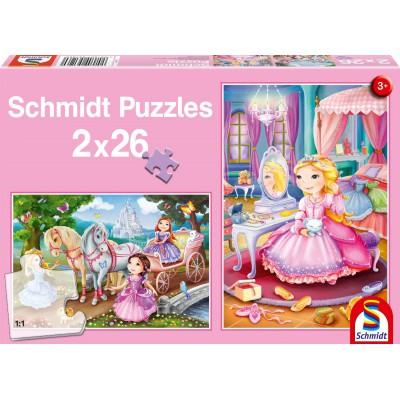 Puzzle Schmidt-Spiele-56126