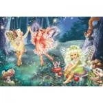 Puzzle  Schmidt-Spiele-56130 Fairies