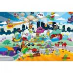Puzzle  Schmidt-Spiele-56154 Little Heros
