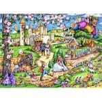 Puzzle  Schmidt-Spiele-56160 Fairyland