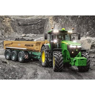 Puzzle Schmidt-Spiele-56314 John Deere Tractor