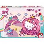 Schmidt-Spiele-56407 Hello Glitter Puzzle Princess