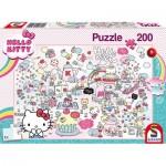 Puzzle  Schmidt-Spiele-56410 Kitty's World
