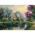 Schmidt-Spiele-57463 Jigsaw Puzzle - 3000 Pieces - Twilight