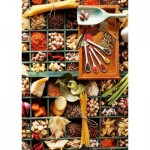 Schmidt-Spiele-58141 Jigsaw Puzzle - 1000 Pieces - Kitchen Potpourri