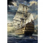 Schmidt-Spiele-58153 Jigsaw Puzzle - 1000 Pieces - Full Sail