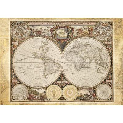 Puzzle Schmidt-Spiele-58178 Historic World Map