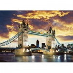 Puzzle  Schmidt-Spiele-58181 United kingdom - London : Tower Bridge