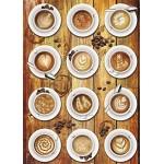 Puzzle  Schmidt-Spiele-58277 Coffee