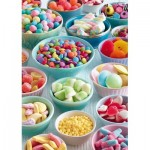 Puzzle  Schmidt-Spiele-58284 Sweet treats