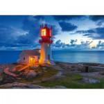Puzzle  Schmidt-Spiele-58292 Lighthouse