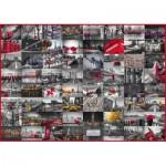 Puzzle  Schmidt-Spiele-58296 Cityscapes