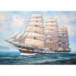 Puzzle  Schmidt-Spiele-58311 Sails Hoisted!