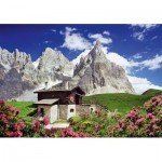 Puzzle  Schmidt-Spiele-58323 Dolomites