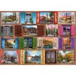 Puzzle  Schmidt-Spiele-58325 Window open!