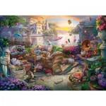 Puzzle  Schmidt-Spiele-58346 Italian Terrace