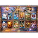 Puzzle  Schmidt-Spiele-58347 Star Sign