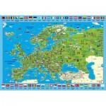 Puzzle  Schmidt-Spiele-58373 Europe