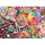 Puzzle  Schmidt-Spiele-58961 Candylicious