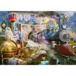 Puzzle  Schmidt-Spiele-58964 Magic Trip