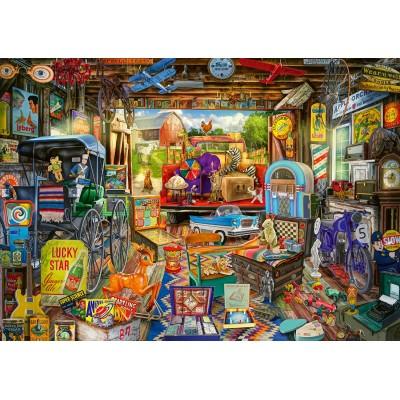 Puzzle Schmidt-Spiele-58972 Garage Sale