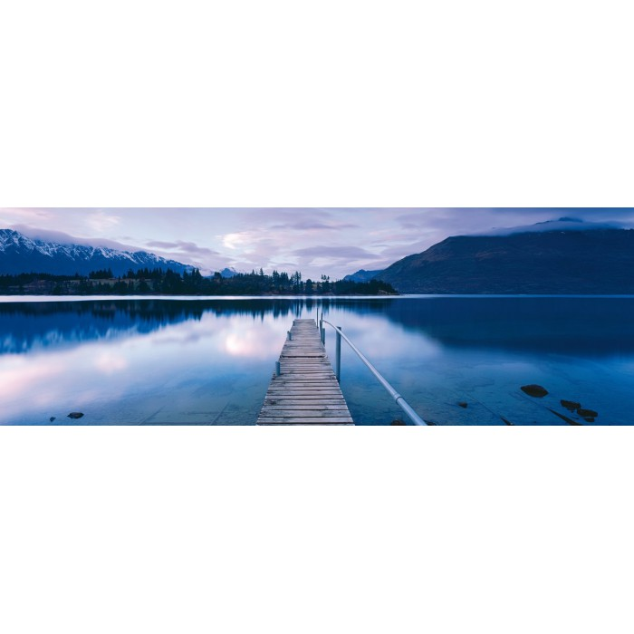 Mark Gray: New Zealand, Lake Wakatipu