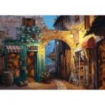 Puzzle  Schmidt-Spiele-59313 Sam Park, Lanes on Lake Como