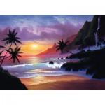 Puzzle  Schmidt-Spiele-59319 Jon Rattenbury, Paradise