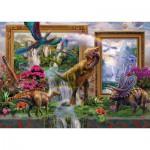 Puzzle  Schmidt-Spiele-59336 Jan Patrik Krasny, Dinosaurs