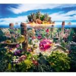 Puzzle  Schmidt-Spiele-59372 Carl Warner, South Sea island, culinary landscapes
