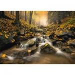 Puzzle  Schmidt-Spiele-59385 Stefan Hefele - Fairytale Creek