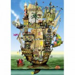 Schmidt-Spiele-59403 Jigsaw Puzzle - 100 Pieces - Colin Thompson : Noah's Arc
