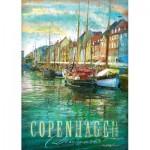Puzzle  Schmidt-Spiele-59583 Copenhagen
