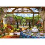 Puzzle  Schmidt-Spiele-59593 Dominic Davison - Garden View