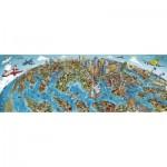 Puzzle  Schmidt-Spiele-59595 Cityscape Sydney