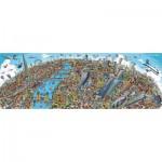 Puzzle  Schmidt-Spiele-59596 Cityscape London