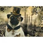 Puzzle  Schmidt-Spiele-59645 Steampunk Dog