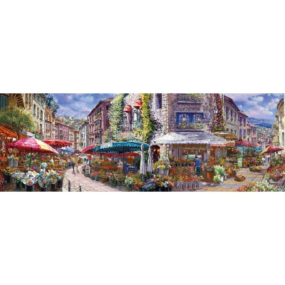 Puzzle Schmidt-Spiele-59652 Sam Park - Spring Atmosphere
