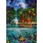 Puzzle  Schmidt-Spiele-59685 John Enright - Sunken treasure