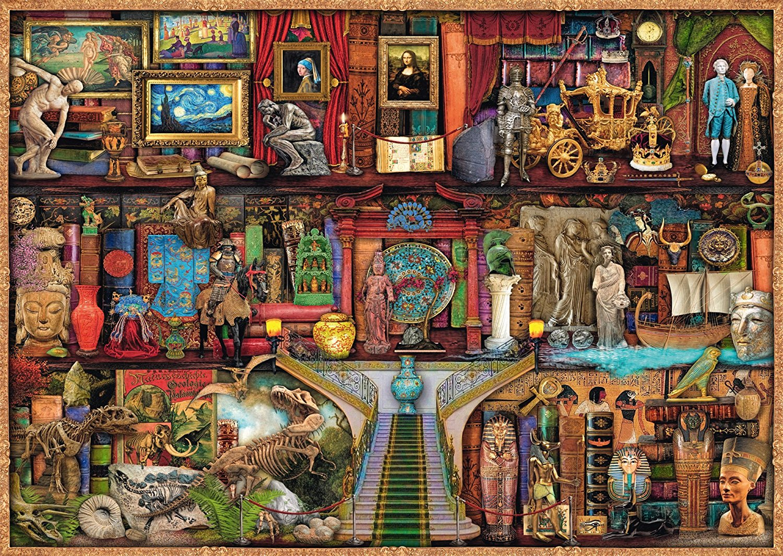 Puzzle Aimee Stewart Art Treasures Schmidt Spiele 59378