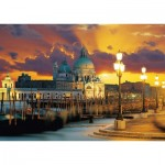 Puzzle   Basilica Santa Maria della Salute, Venice