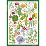 Puzzle   Countryside Art - Vegetable Garden