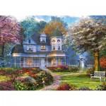 Puzzle   Dominic Davison - Victorian Mansion