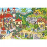 Puzzle   Fairy Tales' Country