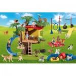 Puzzle   Farm World Happy Dogs