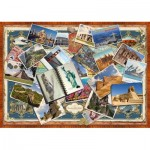 Puzzle   Greetings from all over the World