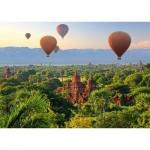 Puzzle   Hot Air Balloons Mandalay Myanmar