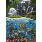 Puzzle   John Enright - Waterfall