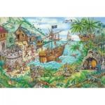 Puzzle   Pirate's Boat